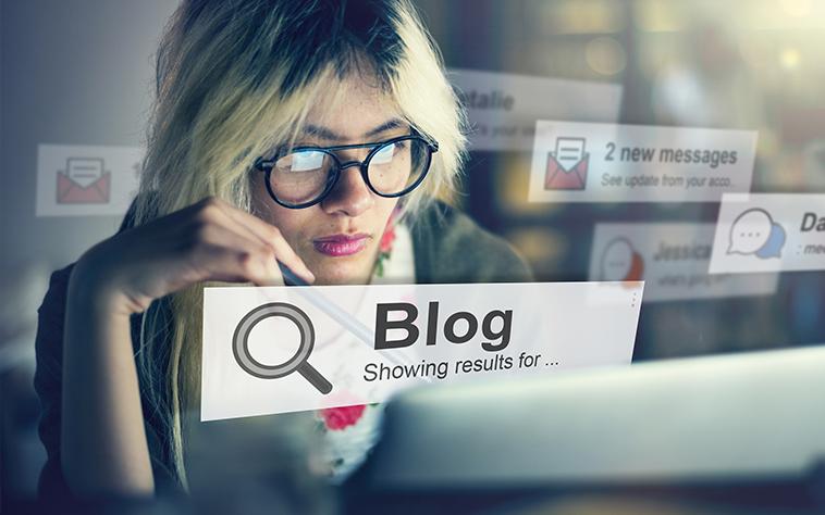 Онлайн търговията се нуждае от блог