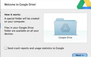 Използвай Google Drive за съхранение на файлове
