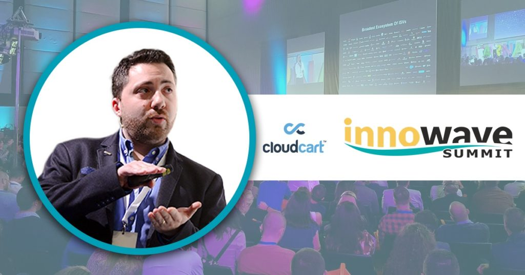 CloudCart at Innowave 2018