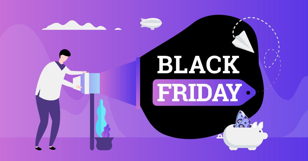 Черен петък за онлайн търговия