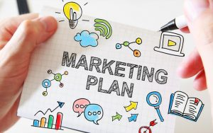 marketing plan for your online store
